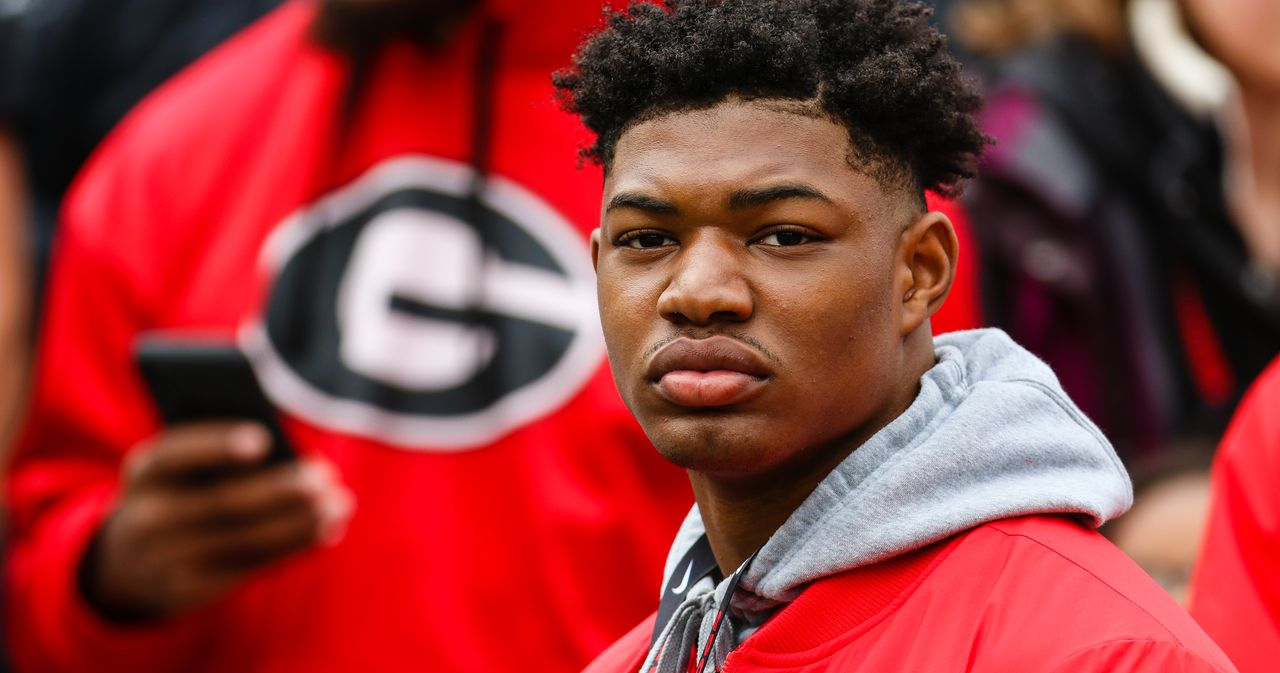 Mekhail Sherman-UGA recrutiing-Georgia recruiting