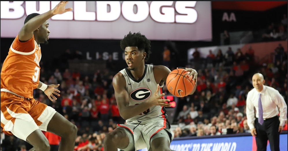 Georgia basketball-uga-tom crean-Rayshaun Hammonds