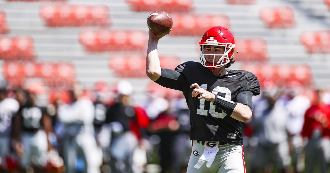 2021 G Day-game time-stream-tv channel-Georgia football spring game