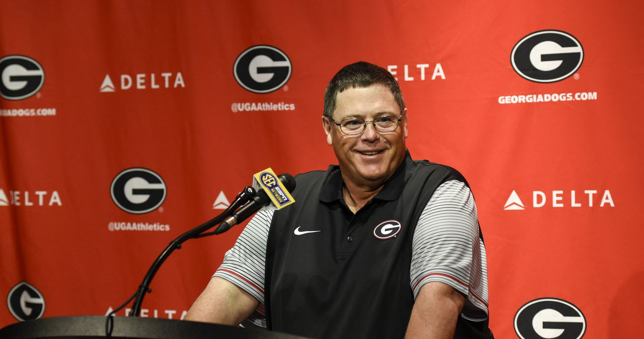 Jim Chaney-Georgia football offensive coordinator-Georgia footbal