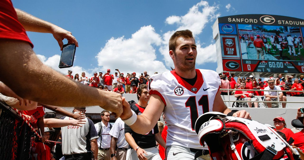 Georgia-Georgia football-Jake Fromm