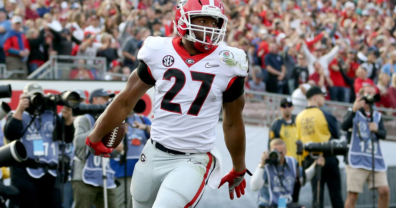 nick chubb-documentary-nfl draft-2018 nfl draft-cleveland browns