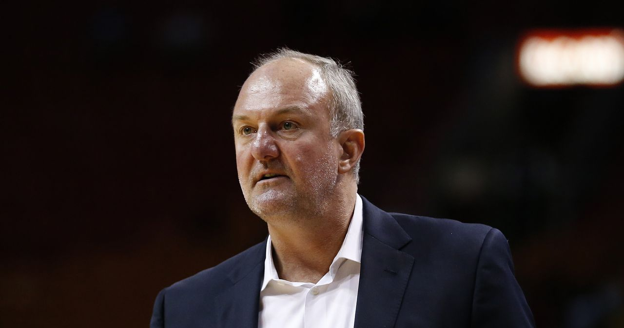 Thad Matta-Georgia basketball