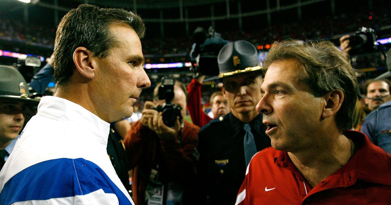 Urban Meyer-Nick Saban