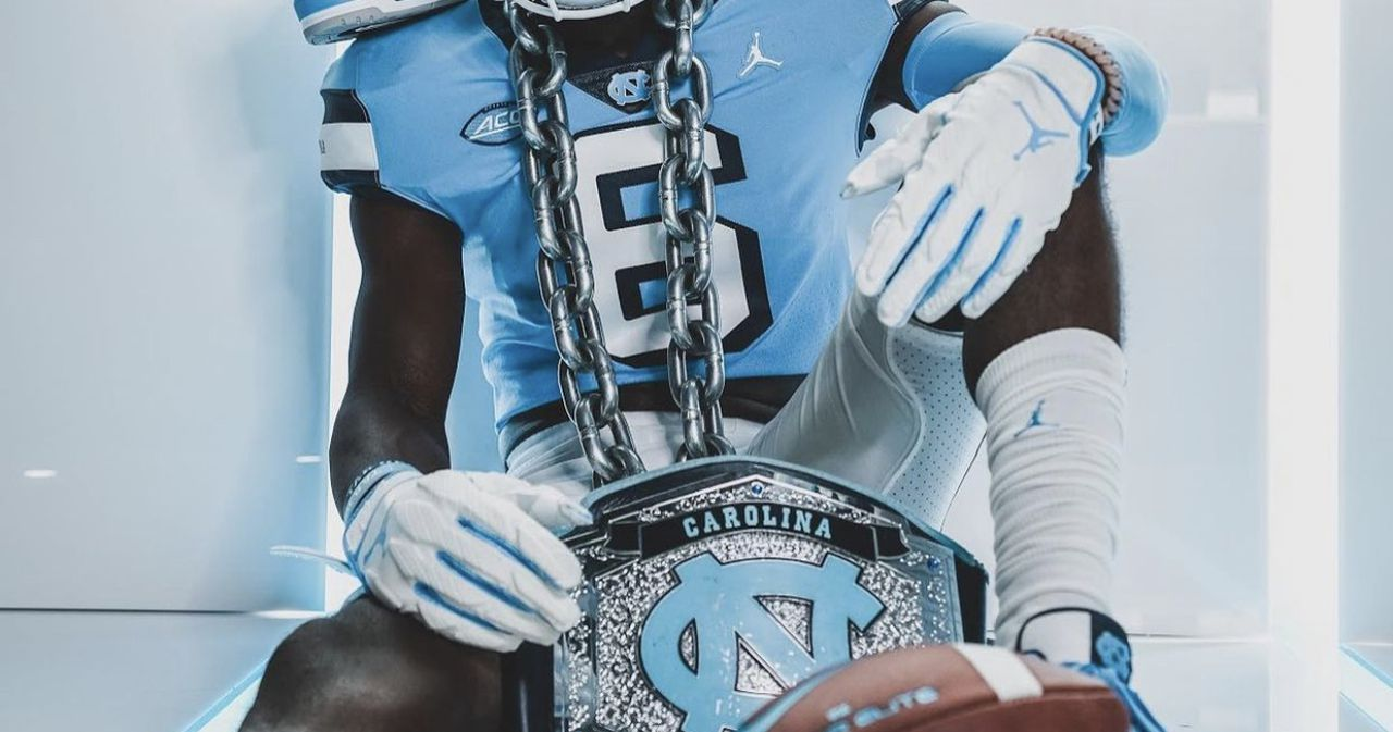 4-star WR Andre Greene following UNC visit: