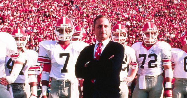 Georgia football-Vince Dooley-Auburn-schedule